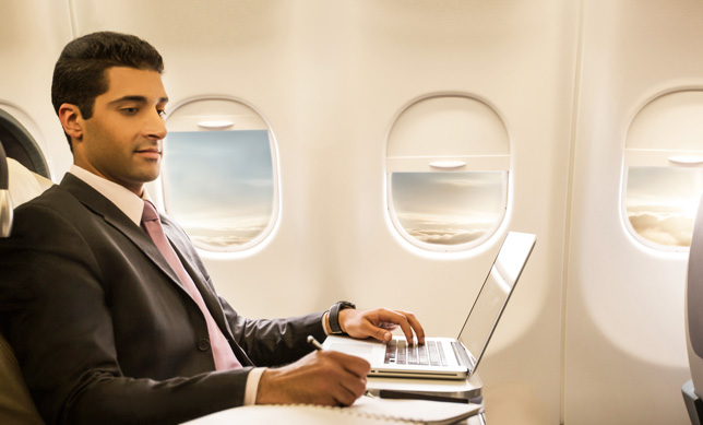 You may use the Lounge internet access, computer, business center etc to get your official work done while waiting for your flight and thus boost your productivity.